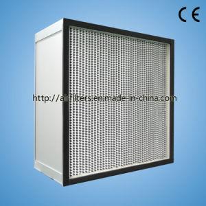 Aluminum, Paper Separator HEPA Filter