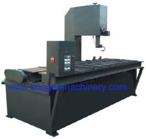 Vertical Band Saw, Cut Range 400x600x2000mm (VBS400X600X2000) pictures & photos