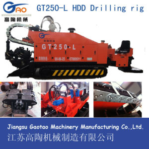 250kn Horizontal Directional Borehole Machine for Piplaying pictures & photos