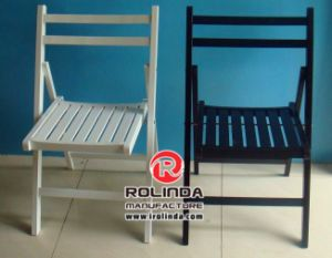 Wooden Gardon Foladable Chairs (RWFC--1017) pictures & photos