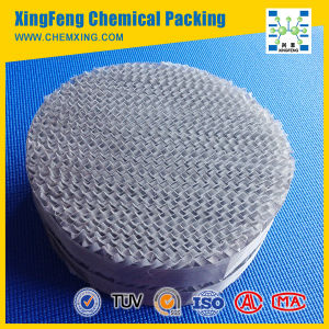 Stainless Steel Metal Wire Gauze Corrugated Structured Packing pictures & photos