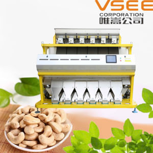 Vsee RGB Full Color Cashew Nuts Color Sorter pictures & photos