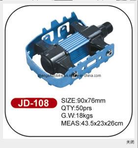 New Design Alloy Bicycle Pedal Jd-108 pictures & photos