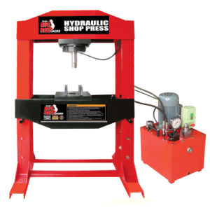 CE Certificated Hydraulic Shop Press (TY100001) pictures & photos