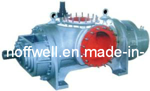 CE Approved 2LB-200 Horizontal Twin Screw Pump pictures & photos