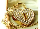 Diamond Jewelry USB Flash Drive