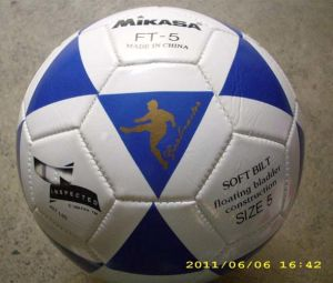 PVC Football TPU Soccer Ball Rubber Ball pictures & photos