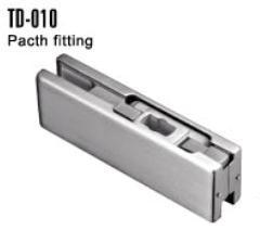 Stainless Steel Hinge Glass Accessories Patch Fitting G123 pictures & photos