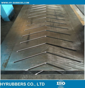 300-2200mm Chevron Pattern Conveyor Bet pictures & photos