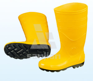 Jy-6243 Design Your Own Fashionable Rain Boots pictures & photos