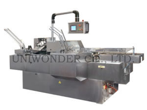 Uwzh-100d Automatic Box Packaging Machine
