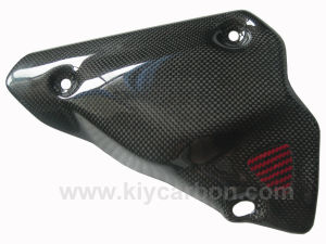 Red Hybrid Kevlar & Carbon Fiber Part pictures & photos
