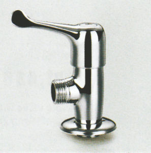 Brass Angle Valve Chrome Plated 1/2 pictures & photos