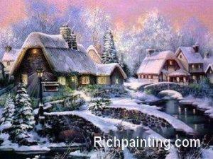 HQ Oil Painting Reproduction - LA-Thomas (2)