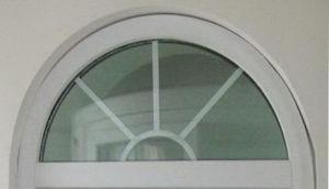 PVC Rocking Window pictures & photos