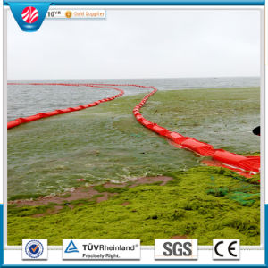 Anti-Pollution Solid Floatation PVC Oil Boom pictures & photos