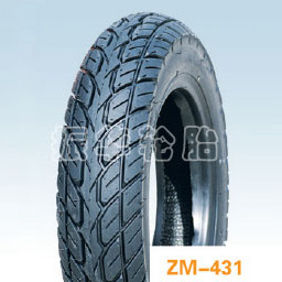 Motorcycle Tubeless Tyres (ZM431)