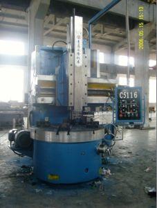 C5116 Single Column Vertical Lathe Machine pictures & photos