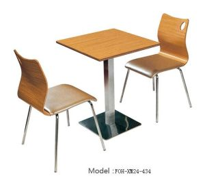 Cheap Restaurant Furniture Restaurant Tables and Chairs (FOH-XM24-434) pictures & photos