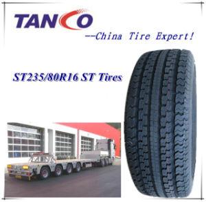 St Trailer Tire--St205/75r14 St205/75r15 St225/75r15 St235/80r16 pictures & photos