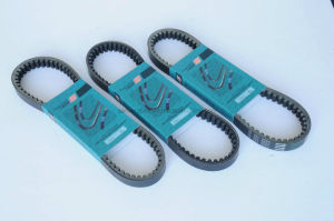 Variable Speed CR Rubber Cogged V Belt for Chinese Scooter Motorcycle Superbike Electric Bike pictures & photos