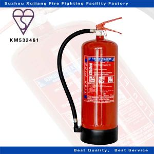 9kg ABC Powder Fire Extinguisher with Bsi En3 Certification