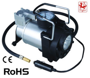 DC12V Portable Handheld Electric Auto Air Compressor Pump (TH20K)
