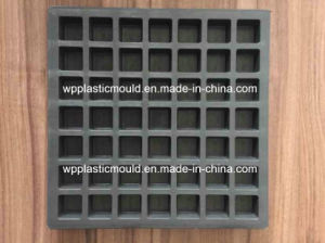 Reinforced Square Cover Block Concrete Mould (PDK2549-YL) pictures & photos