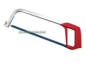 "12""Chrome Plated Steel Tubular Hacksaw Frame (H1405) pictures & photos"