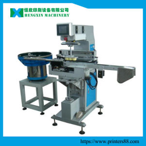 Automatic PTFE Tape Pad Printing Machine pictures & photos