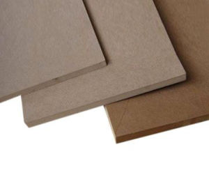 Plain MDF Board 2.5mm-35mm (TJSPM-5)