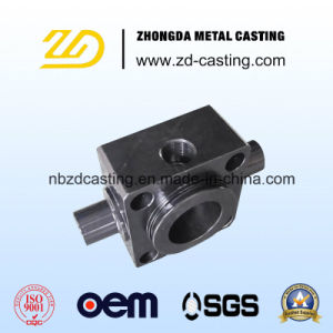 OEM High Manganese Lost Wax Process Steel Casting pictures & photos