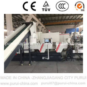 Granulating Pelletizing Machine for Waste Plastic PP Woven Sack pictures & photos