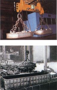 Lifting Electromagnet for Handling Scraps
