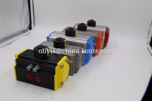 Bt Series Pneumatic Actuator - Different Seal Material Viton/NBR for High or Low Temperature pictures & photos