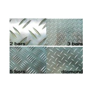 Anti-Slippy Aluminum Safety Stair Treads for Construction pictures & photos