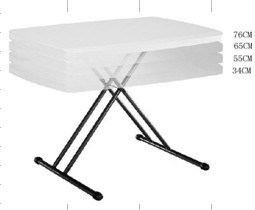 Plastic Laptop Folding Table (SY-32SJ) pictures & photos