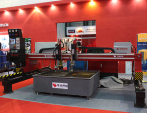 Hnc-4000h Good Quality CNC Plasma & Oxygen Cutting Machine/Steel Cutter pictures & photos