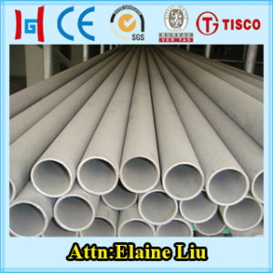 304 Seamless Stainless Steel Pipe pictures & photos
