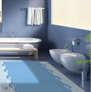 Bath Floor Mat, PVC Floor Mat pictures & photos