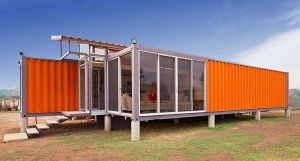 Beautiful 20ft Container House for Sale pictures & photos