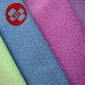 Spandex Polyester Cotton Fabric (HY-COT001) pictures & photos