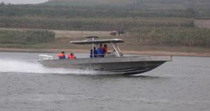 30 FT Super-High-Speed Monohull Motor Boat [Sailfish]