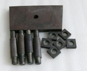 Tungsten Screw and Nut (W-1) pictures & photos
