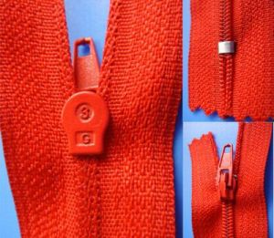 Nylon Zipper (XDNZ-001) pictures & photos