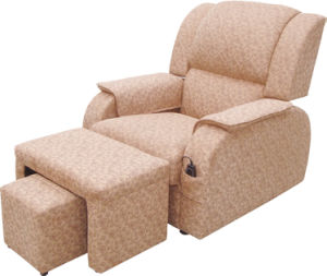 Leisure Foot Bath/Massage Electric Sofa (Cloth NO. 7) pictures & photos