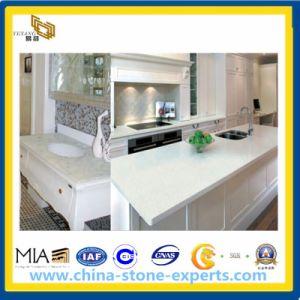 Artificial Quartz Stone for Kitchen Countertop&Bathroom Vanity Top pictures & photos