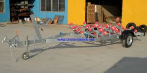 Boat Trailer with Curved Roller Tr0200s pictures & photos