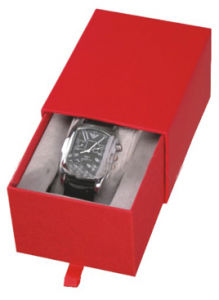 High Quality Luxury Custom Made Paper Watch Box (YY-W006) pictures & photos