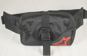 Polyester Anti Theft Waist Pack Unisex Waterproof Bag with Rain Cover pictures & photos